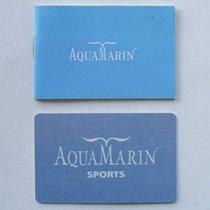 Aquanautic AQUAMARIN - Booklet e Garanzia