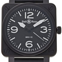 Bell & Ross Aviation Ref. BR0192-BL-CA