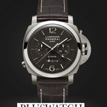 パネライ (Panerai) LUMINOR 1950 CHRONO MONOPULSANTE 8 DAYS...