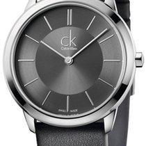 ck Calvin Klein minimal Uhr 35mm K3M221C4