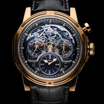 Louis Moinet Memoris lights up the night lim.20 St.