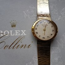 Rolex Women Cellini Vintage Solid Gold 14KT