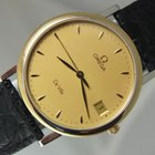 Omega DE VILLE STEEL/ GOLD NEW