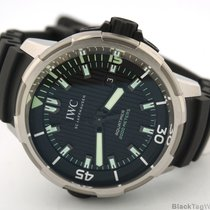 IWC BIG Aquatimer Automatic 2000 46mm Diver Titanium Watch