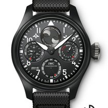 IWC Big Pilot`s Watch Perpetual Calendar Top Gun
