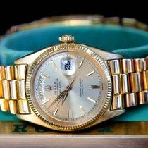 Rolex Day Date 6611 B Rolex President USA bracelet 1957 yellow...