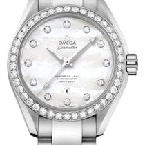 Omega Aqua Terra 150m Master Co-Axial 34mm 231.15.34.20.55.002