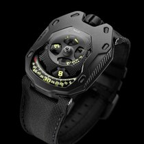 "Urwerk UR-105TA Black - ""Knight""   LTD 100"