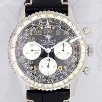 Breitling Navitimer Cosmonaute Chronograph Vintage Double...