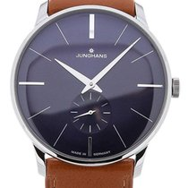 Junghans Meister 38 Manual Blue Dial