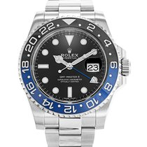 Ρολεξ (Rolex) Watch GMT Master II 116710 BLNR