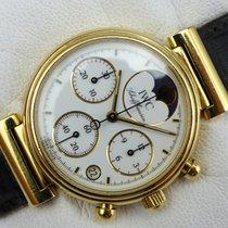 IWC Kleine Da Vinci Chronograph Quarz - Gold 750 - 9538