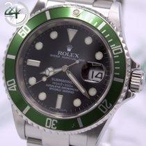 Rolex Submariner Ref.: 16610LV Z-Serie von 2006 Box und Papiere