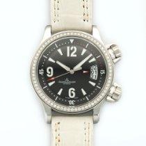 Jaeger-LeCoultre Master Compressor Diamond Alarm Watch
