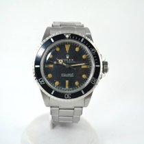 Rolex Submariner (No Date) Meters First