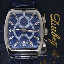 Dubey & Schaldenbrand Men's Aerodyn Gran' Chrono Steel Watch