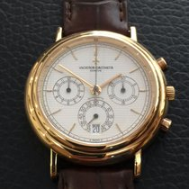 Vacheron Constantin Chronograph and yellow gold ref.49003