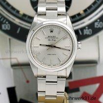 Rolex Air King Stahl Ref: 14000M - Box von 2001