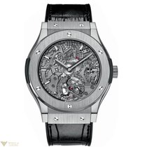Hublot Classic Fusion Tourbillon Cathedral Minute Repeater...