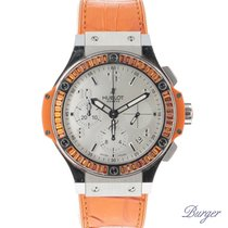 ウブロ (Hublot) Big Bang Tutti Frutti Steel Orange