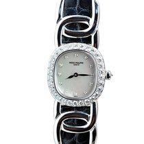 Patek Philippe 4941G-001 4941 Ladys Golden Ellipse - Diamond...