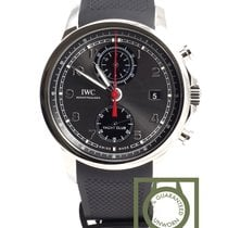 IWC Portugieser Yacht Club Automatic Anthracite Dial  NEW