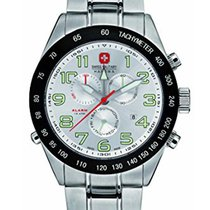 Swiss Military Hanowa 06-5150.04.001 Night Rider Herren 45mm...