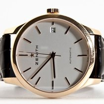 제니트 (Zenith) - Rose Gold Heritage Port Royal - Men's...