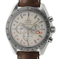 Ωμέγα (Omega) Speedmaster Broad Arrow GMT Chronograph Co-Axial...
