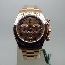 Ρολεξ (Rolex) Cosmograph Daytona Everose Chocolate Dial -116505-
