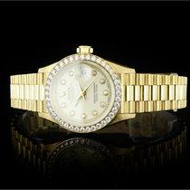 Rolex Lady Datejust (26mm) Ref.: 69138 in Gelbgold mit orig....