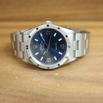Rolex Air King Precision Blue Soleil Dial