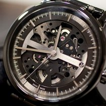 Rado DiaMaster Automatic Skeleton Limited Edition Ceramic Black