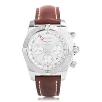 Breitling Chronomat 44 GMT Automatic Mens Watch AB042011/G745...