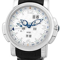 "Ulysse Nardin Limited Edition Gent's Platinum  ""GMT..."