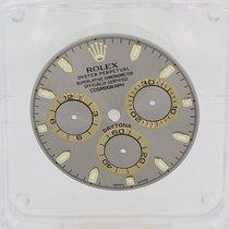 Rolex Zifferblatt für Daytona  Silbergrau/Gold
