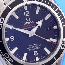 Omega Seamaster Planet Ocean James Bond 007 Quantum of Solace