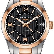 Longines Conquest Classic Automatic GMT 42mm L2.799.5.56.7
