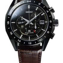 Seiko GRAND SEIKO BLACK CERAMIC LIMITED EDITION SGBC015
