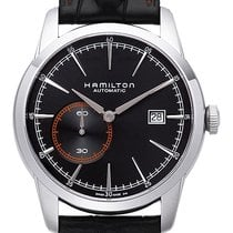 Hamilton Timeless Classic Railroad Petite Seconde