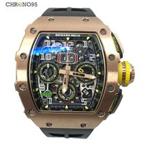 Richard Mille RM 11-03 Automatic Flyback Chronograph Full Rose...