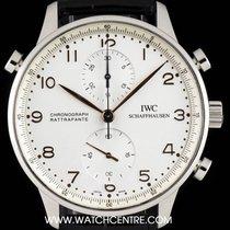 IWC S/S Portuguese Split Second Chrono Rattrapante IW371202