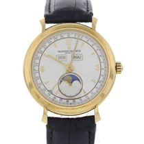 Vacheron Constantin Moonphase 18K YG 37150