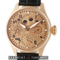 IWC Pilot Collection Big Pilot Perpetual Calendar Boutique 18k...