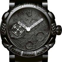 Romain Jerome MOON DUST BLACK MOOD BLACK AUTO Limited edition...