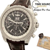 Breitling Bentley 6.75 Automatic Chrono Black 49mm  SS A44362...