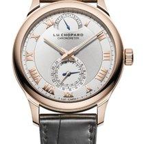 Chopard L.U.C Quattro 18K Rose Gold Men's Watch
