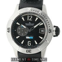 Jaeger-LeCoultre Master Compressor Diving GMT OEM Leather...