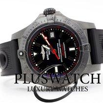 Breitling Avenger Seawolf Black Steel Limited Ed 119/1000 2013...