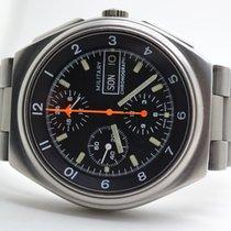 Tutima Military Chronograph Lemania 5100